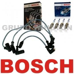 Kit Cabos E Velas Bosch Fiat Tipo 1.6 Ie 1993 Até 1995 F00099C067 / SP02