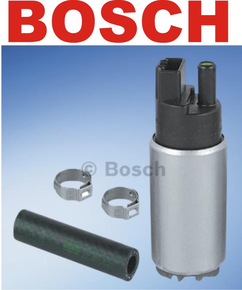 Bomba Combustivel Bosch Gasolina 1.0 Bar Fiat Spi F000TE0104