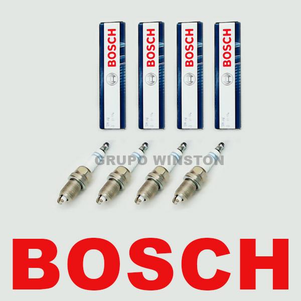 Velas Bosch Toyota Avensis e RAV4 consulte aplicação