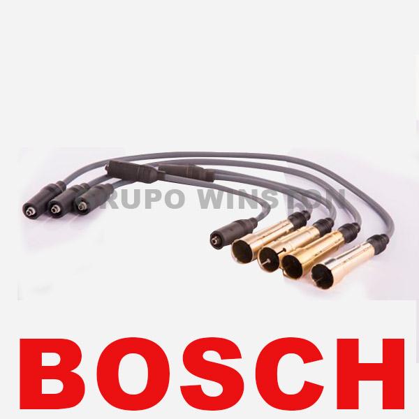 Kit Cabos E Velas Bosch Gol 1.6 8V AP MI Gasolina 96 a 99