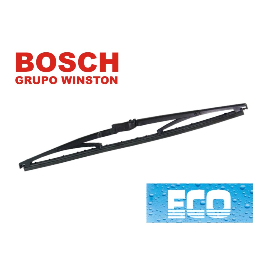 Palheta TRASEIRA Original Bosch ECO 12E Cross Fox Golf IV Polo Agile Onix Idea Palio V