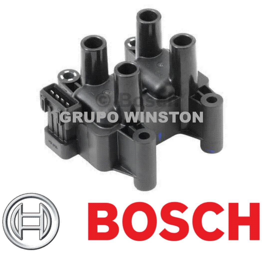 Bobina Ignição Original Bosch Citroen Berlingo 1.8i Jumper 2.0i Xantia 1.6 1.8 2.0 Peugeot 306 1.8i 405 1.8 2.0  Partner 1.8