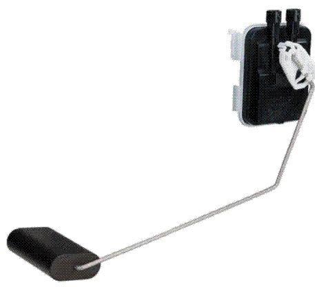 Boia Sensor De Nível C3 1.4 1.6 16v Flex 2005 2006 2007 2008 2009 2010 2011 2012