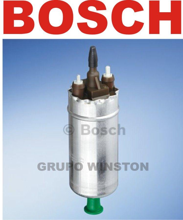 Bomba Combustivel Bosch Gasolina Gol Gti Externa 0580464070