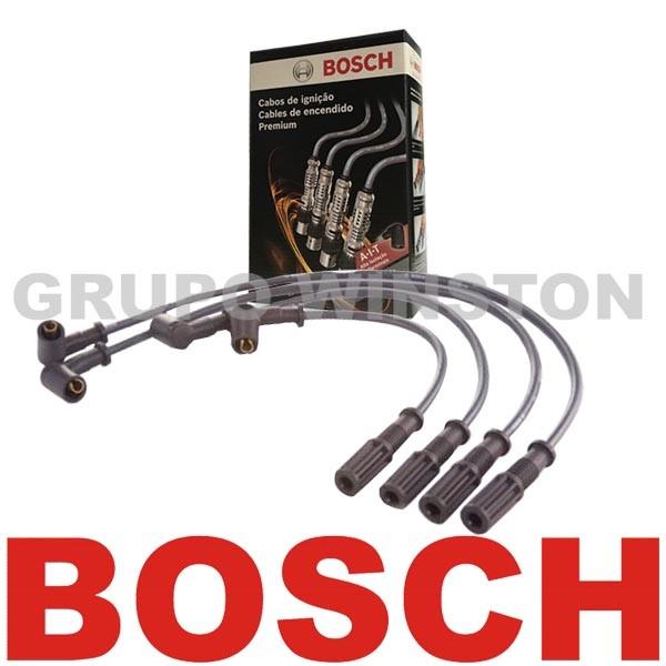Cabos Bosch Fiorino Uno 1.3 8v Fire Flex 2007 F00099C130 consulte aplicação