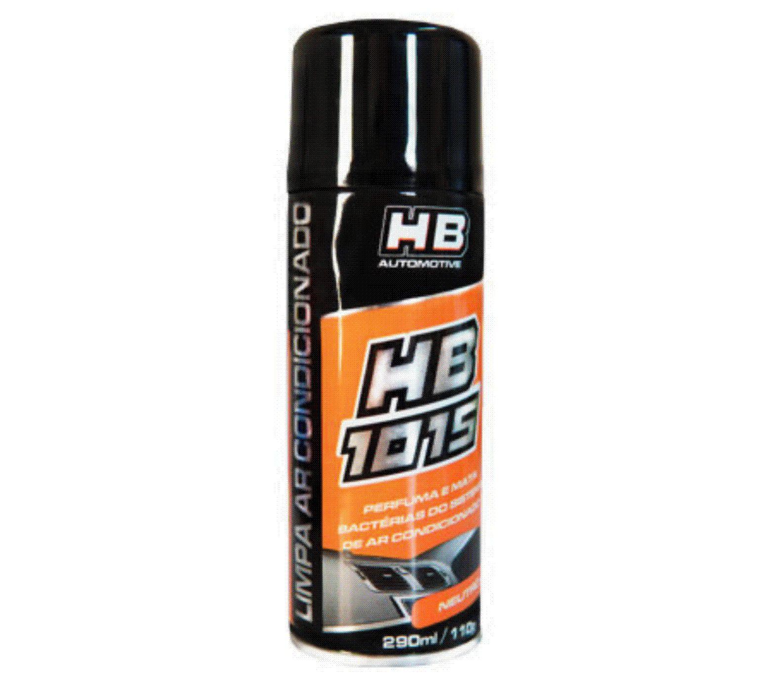 Higienizador Limpa Ar Condicionado Hb 290ml Granada Spray NEUTRO