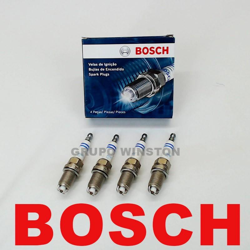 Jogo De Velas Bosch Gm Astra 2.0 Vectra Sfi 16v Calibra Sp25