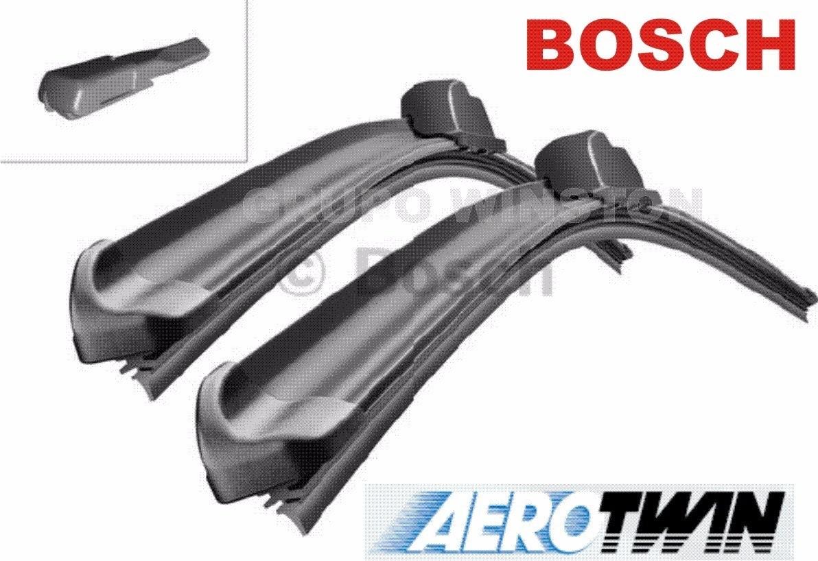 Palheta Bosch Aerotwin Mercedes Classe C180 C250 C200 2014 em diante