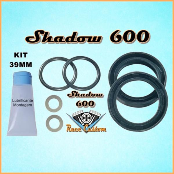 Retentor de Garfo Shadow 600  - Race Custom