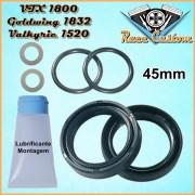 Retentor de Garfo VTX 1800 01... ,Goldwing 1832 02...,GL1520C Valkyrie 97 a 03