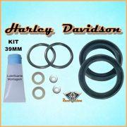 Retentor de Garfo Harley Davidson 39 mm Sportster OEM 45849-96