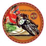 Adesivo AJS Cafe Racer - Unidade