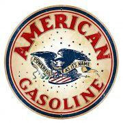 Adesivo American Gasoline - Unidade