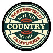 Adesivo Bakersfield California - Unidade