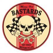 Adesivo Bastards - Unidade