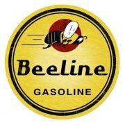 Adesivo Beeline Gasoline - Unidade