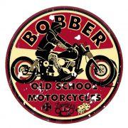 Adesivo Bobber Old School - Unidade