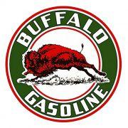 Adesivo Buffalo Gasoline - Unidade