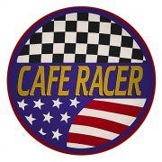 Adesivo Cafe Racer América - Unidade