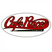 Adesivo Cafe Racer Italia - Unidade