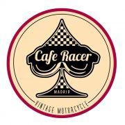Adesivo Cafe Racer Madrid - Unidade
