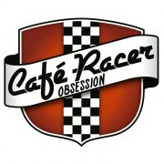 Adesivo Cafe Racer Obsession - Unidade