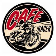 Adesivo Cafe Racer - Unidade