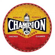Adesivo Champion - Unidade