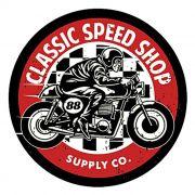 Adesivo Classic Speed Shop - Unidade