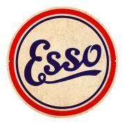 Adesivo Esso Gasoline - Unidade