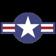 Adesivo Estrela Militar - Unidade