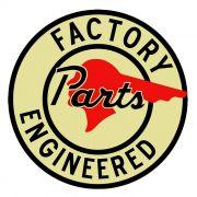 Adesivo Factory Engineered - Unidade