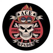 Adesivo Fire Fist Spades - Unidade