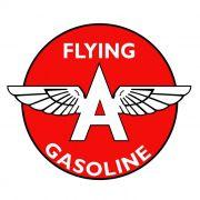 Adesivo Flying Gasoline - Unidade