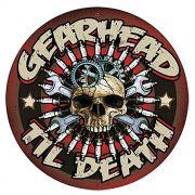 Adesivo Gearhead - Unidade