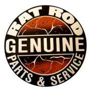 Adesivo Genuine Rat Rod - Unidade
