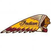 Adesivo Indian Motorcycles - Unidade