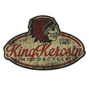Adesivo King Kerosin Motorcycle - Unidade