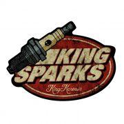 Adesivo King Sparks - Unidade