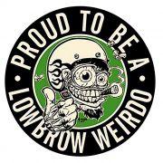 Adesivo Lowbrow - Unidade