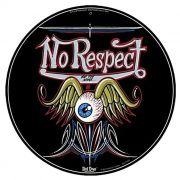 Adesivo No Respect - Unidade