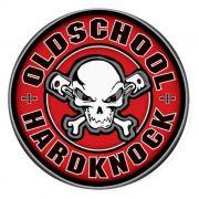 Adesivo Old School Hardknock - Unidade