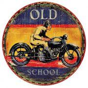 Adesivo Old School - Unidade