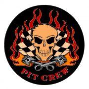 Adesivo Pit Crew - Unidade