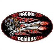 Adesivo Racing Demons - Unidade
