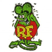 Adesivo Rat Fink - Unidade