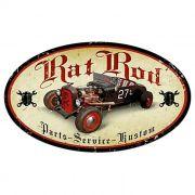 Adesivo Rat Rod Parts - Unidade