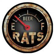 Adesivo Rats Beer - Unidade