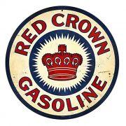Adesivo Red Crow Gasoline - Unidade
