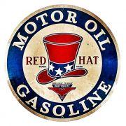 Adesivo Red Hat Gasoline - Unidade